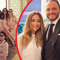 Siapa calon suami Mina Basaran, sosialita Turki yang meninggal karena kecelakaan pesawat? (Foto: Hürriyet)