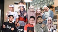 Para artis yang berbisnis kue memberikan diskon saat Pemilu 2019