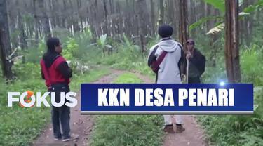 Cerita horor KKN desa penari makin viral membuat sekelompok pemuda menelusuri keberadaan lokasi sebenarnya.