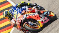Sirkuir Sanchsenring tetap akan menggelar balapan MotoGP Jerman sampai 2021.