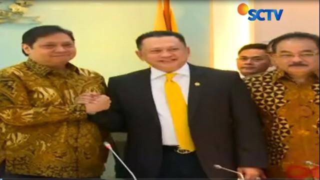 Setya Novanto juga menilai pengalaman Bambang Soesatyo sebagai Politisi, sudah memumpuni untuk memimpin DPR.