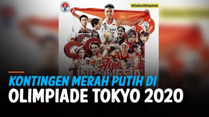 VIDEO: Sepak Terjang Kontingen Indonesia di Olimpiade ...
