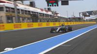 Pembalap Mercedes, Lewis Hamilton, meraih pole position pada kualifikasi F1 GP Prancis di Sirkuit Paul Ricard, Sabtu (23/6/2018). (Twitter/F1)