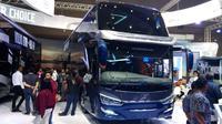 Volvo resmi luncurkan dua bus terbaru di Indonesia