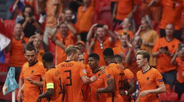 Belanda - Euro 2020