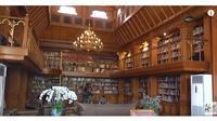 7 Potret Penampakan Isi Rumah BJ Habibie, Penuh Filosofi Kebudayaan (sumber: YouTube The Bramantyos)