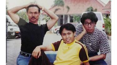 Genap 26 Tahun, Ini 6 Foto Lawas Grup Lawak Patrio di Awal Karier