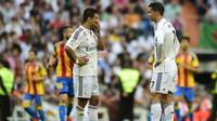 Real Madrid vs Valencia (PIERRE-PHILIPPE MARCOU/AFP)