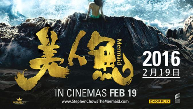 Mermaid Dongeng Putri Duyung Super Konyol Ala Stephen Chow Showbiz Liputan6 Com