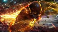Barry Allen alias The Flash