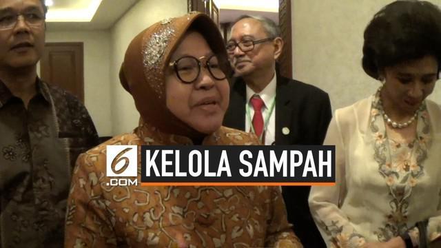 Wali Kota Surabaya Tri Rismaharini menilai pengelolaan sampah menjadi hal yang vital dalam perkembangan sebuah kota. Jika tidak diurus, sampah bisa menyebabkan banyak penyakit.
