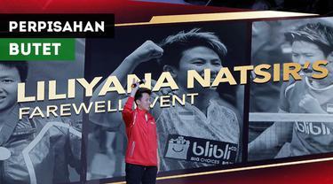 Berita video momen mengharukan perpisahan Liliyana Natsir sebagai pebulu tangkis profesional pada hari terakhir Indonesia Masters 2019, Minggu (27/1/2019).