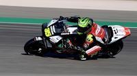 Cal Crutchlow kembali start di posisi depan pada MotoGP Aragon (Jose Jordan/AFP)