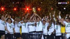 Ante Rebic melesakkan dua gol brilian ketika Eintracht Frankfurt menang mengejutkan atas juara Bundesliga, Bayern Munich 3-1 pada ...