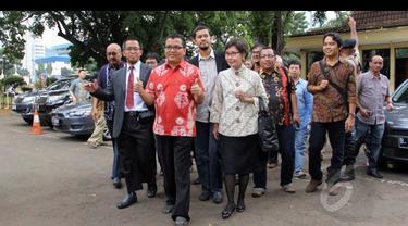 Rencananya, penyidik Bareskrim Polri akan mengirim surat kepada Direktorat Jenderal Imigrasi Kementerian Hukum dan HAM untuk melarang Denny Indrayana bepergian ke luar negeri.
