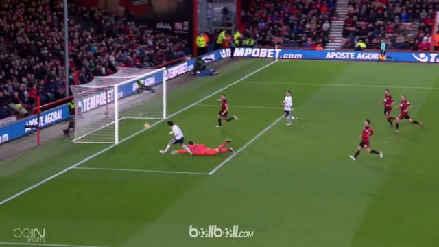 Berita video Son Heung-min menorehkan 2 gol saat Tottenham Hotspur menang 4-1 atas Bournemouth dalam lanjutan Premier League 2017-2018. This video presented by BallBall.