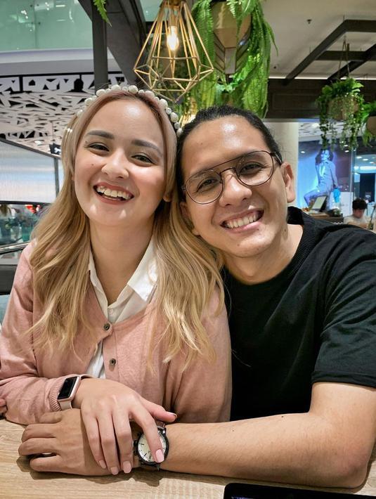 Joanna Alexandra dan Raditya Oloan (Instagram/joannaalexandra)