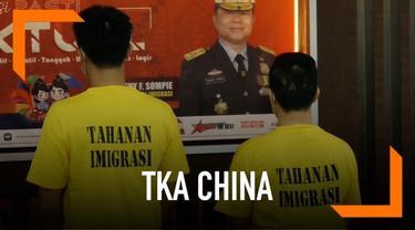 Petugas Imigrasi Batam Menangkap 8 tenaga kerja asing ilegal asal China. Para pekarja ini masuk ke Indonesia menggunakan fasilitas bebas China. Mereka bekerja di sebuah pabrik di Batam