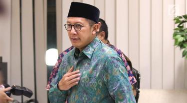 Dua Pejabatnya Ditangkap KPK, Menteri Agama Keluarkan Pernyataan