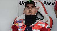 7. Jorge Lorenzo (Ducati) - 106 Poin. (AFP/Javier Soriano)