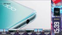 Teaser Oppo Reno6 yang akan diperkenalkan di Indonesia. (Foto: Oppo Indonesia)