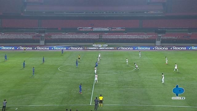 Berita Video Sao Paulo menang atas Binacional 5-1 di Copa Ligertadores