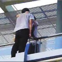 Kepada polisi wanita ini berpura-pura jadi pacar cowok ABG yang mau bunuh diri supaya polisi mengizinkan mendekatinya. (Foto: Viral4Real)