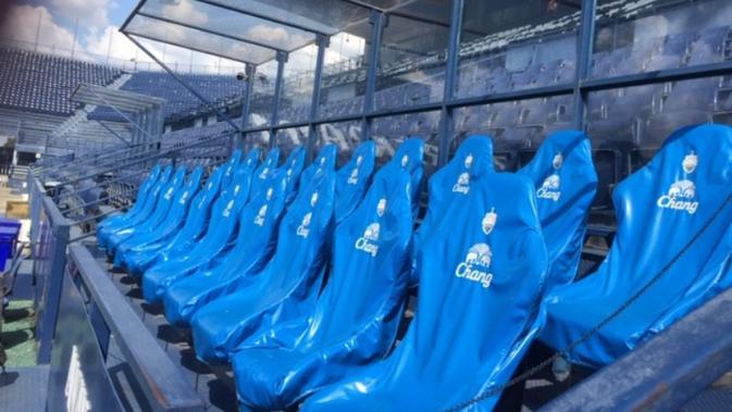 Chang Arena (Liputan6.com/ Adyaksa Vidi)