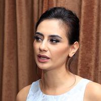 """Ada beberapa hal yang sangat personal dan saya juga bukan orang yang suka mengumbar semua di sosial media,"" kata Marissa Nasution saat ditemui di kawasan SCBD, Jakarta, Jumat (8/12/2017). (Deki Prayoga/Bintang.com)"