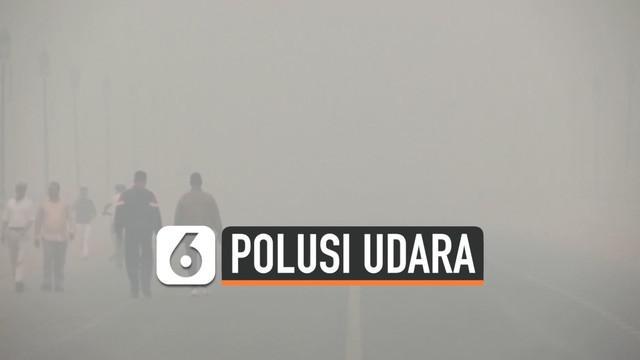 Permerintah India terus berupaya tanggulangi polusi udara yang sedang terjadi di kota New Delhi. Salah satunya dangan membatasi kendaraan warga yang beroperasi di jalan raya.