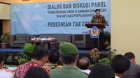 Kanwil) Direktorat Jenderal Pajak Sumatera Utara II dialog pemberdayaan UMKM dan implikasi perpajakan (Liputan6.com/Reza Perdana)