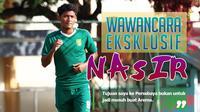 Wawancara Eksklusif Nasir.