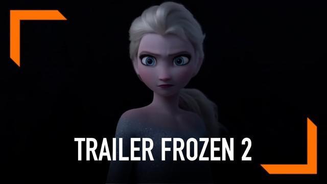 Walt Disney merilis trailer kedua sekuel film Frozen. Petualangan Elsa dan Anna masih akan berlanjut dan ditemani Kristoff, Olaf, dan Sven.