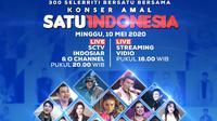 Konser Amal Satu Indonesia