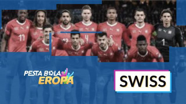 Berita Motion Grafis Tim Swiss di Piala Eropa 2020