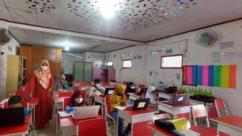 Ribuan Guru serta Siswa Uji Kompetensi Berbasis Literasi dan Numerasi