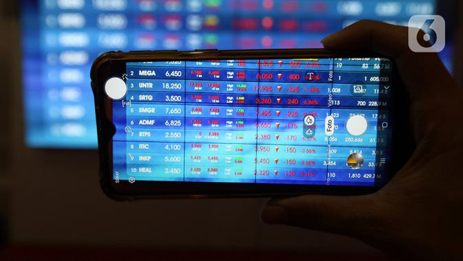 Ekonomi AS Membaik Picu Aksi Jual Investor Asing di Pasar Saham