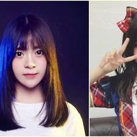 Yupi dapat banyak dukungan dari fans setelah terpilih jadi center tim J JKT48. (Twitter Cindy Yuvia)