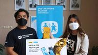Realme Bagi-Bagi Smartphone Gratis untuk Pelajar di Daerah Pelosok. Dok: Realme Indonesia