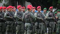 Prajurit grup 2 Kopassus Kandangmenjangan bakal dikerahkan dukung PS TNI (Reza Kuncoro)