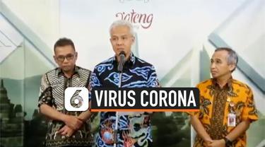 corona jateng