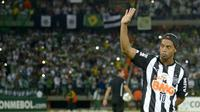 Ronaldinho (RAUL ARBOLEDA / AFP)