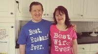 Pasangan ini pun membuktikan bahwa semua orang bisa menemukan cinta sejati mereka dan hidup bahagia selamanya. (Foto: Maryanne and Tommy Pilling / facebook.com)