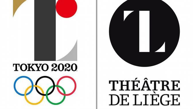 Dituduh Mencontek Jepang Copot Logo Olimpiade Tokyo 2020 Global Liputan6 Com