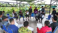 Beragam inspirasi bertiup dari Festival Crossborder Keerom 2019. Pesan perdamaian lalu ditiupkan Gorby-The Comen Rasta. Event ini menjadi media pemersatu berbagai latar bangsa. Melalui kreativitas bersama-sama memunculkan tekad membangun Indonesia.