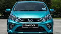 Di Malaysia, pelat nomor kendaraan bisa dipesan sesuai nama (Paultan)