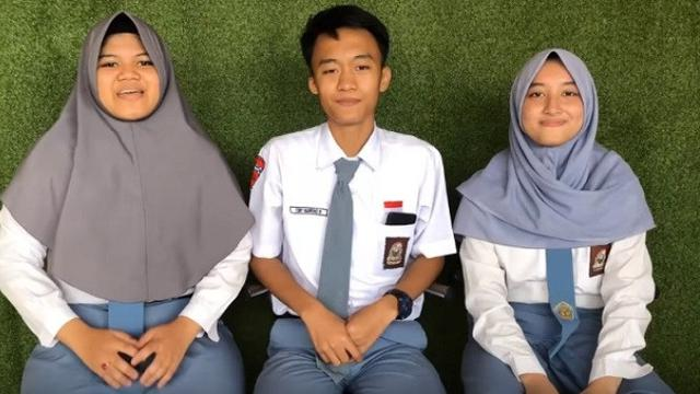 Siswa SMKN 4 Malang, animator film KIWA (credit: youtube.com)