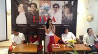 Lola Amaria bersama dengan para kru film LIMA