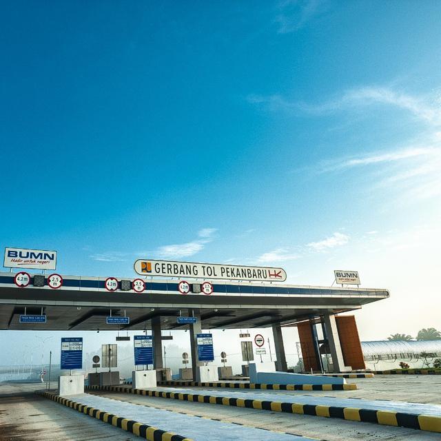 Jalan Tol Pekanbaru Dumai Siap Operasi Fungsional Bisnis Liputan6 Com
