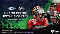 Streaming MotoGP Seri Italia Pekan Ini di FOX Sports. (Sumber : dok. vidio.com)